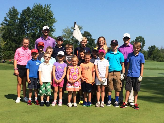 2015 Jr Golf Camp